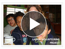 video 2011, Laura - Volunteering in Cusco